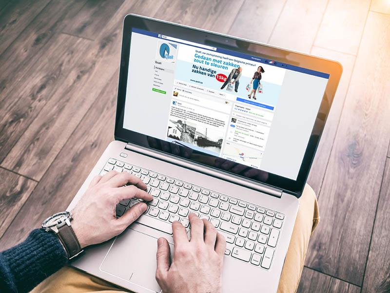 Sociale media - DENK!