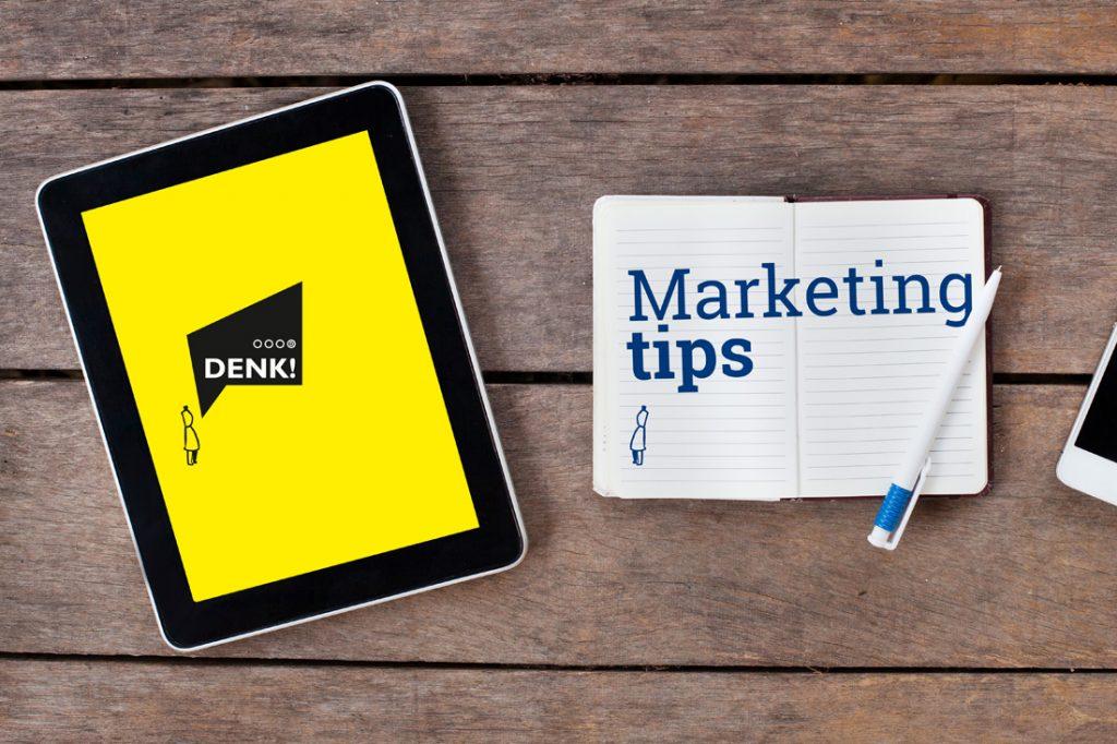 5 tips om van uw online marketing een succes te maken