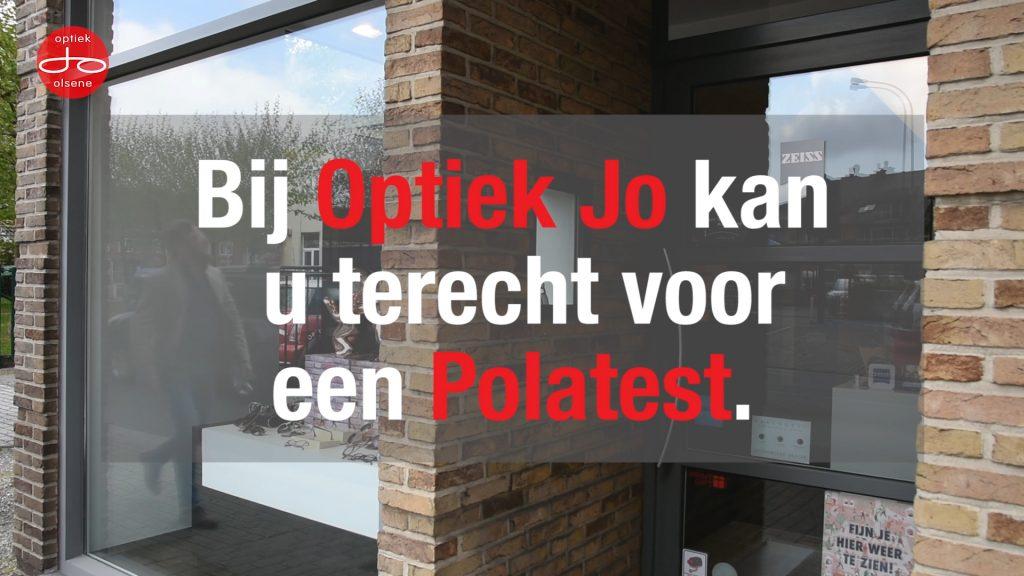 Optiek Jo - Polatest