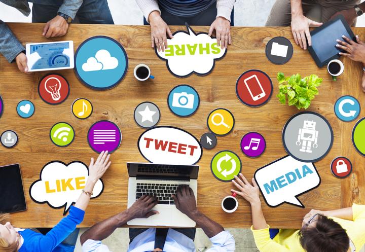 Social Media DENK!